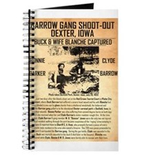 Barrow Gang Shoot-Out Journal