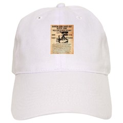 Barrow Gang Shoot-Out Cap
