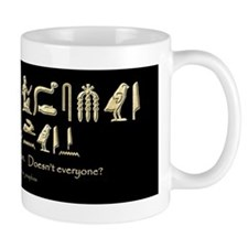I Speak Egyptian Mug