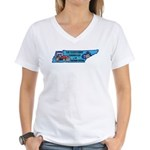 Operation Woody Women's V-Neck T-Shirt