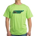 Operation Woody Green T-Shirt