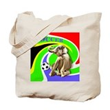 World Cut Soccer - Tote Bag