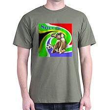 World Cut Soccer - T-Shirt