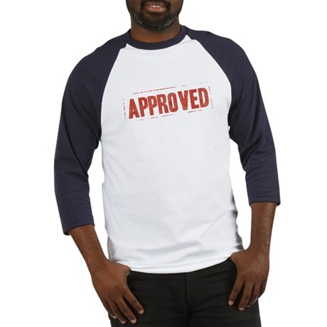 Approved Baseball Jersey