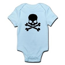 Skull & Crossbones Infant Bodysuit