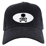 Skull & Crossbones Baseball Hat