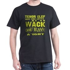 Tenor Clef T-Shirt