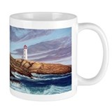Peggy's Cove Lighthouse Mug