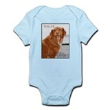 Cool Nova scotia duck tolling retriever Onesie