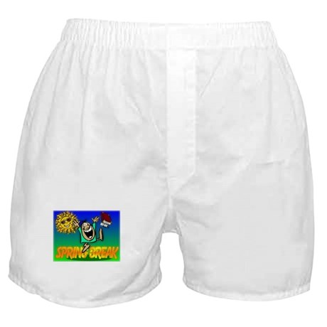 Spring Break Boxer Shorts