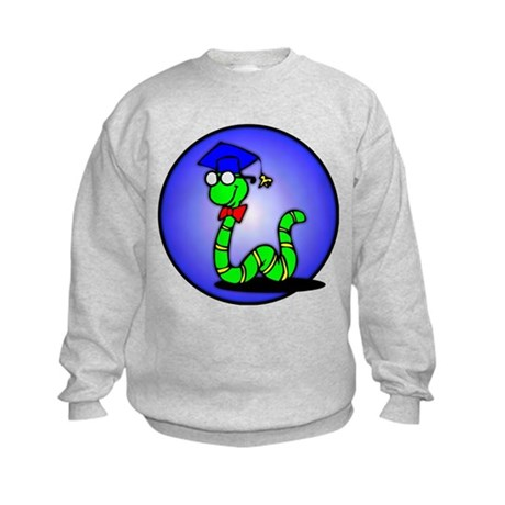 Bookworm Kids Sweatshirt