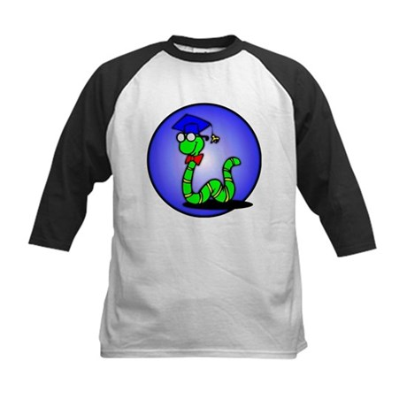 Bookworm Kids Baseball Jersey