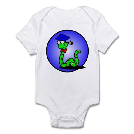 Bookworm Infant Bodysuit