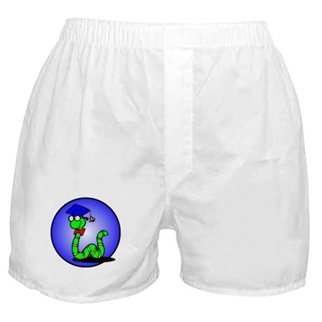 Bookworm Boxer Shorts