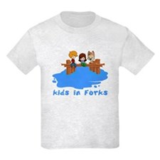 Kids in Forks T-Shirt