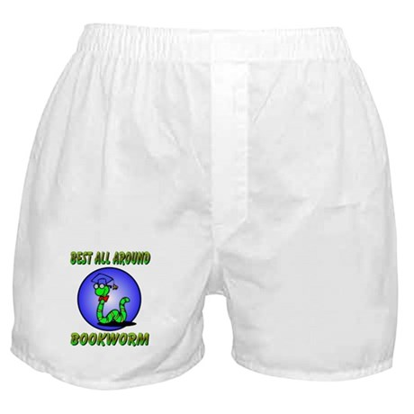 Best Bookworm Boxer Shorts