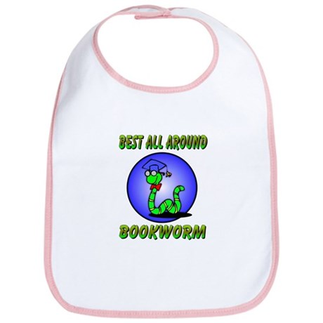 Best Bookworm Bib