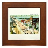 Fort Smith Arkansas Framed Tile