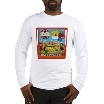 "Gottlieb® ""Flipper Cowboy"" Long Sleeve T-Shirt"