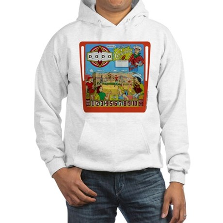 "Gottlieb® ""Flipper Cowboy"" Hooded Sweatshirt"