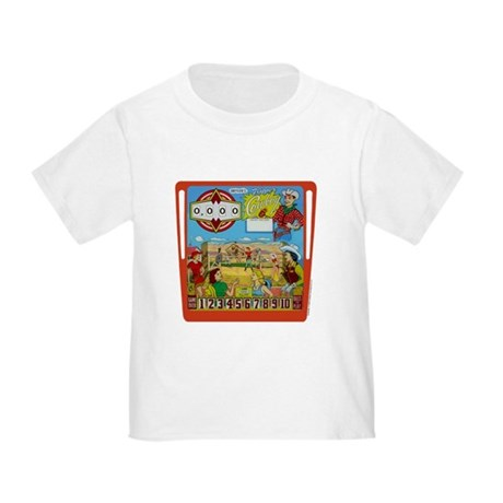"Gottlieb® ""Flipper Cowboy"" Toddler T-Sh"