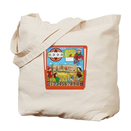 "Gottlieb® ""Flipper Cowboy"" Tote Bag"