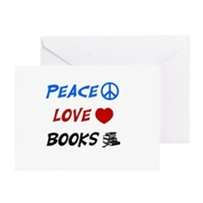 Cool Bookstore Greeting Cards (Pk of 10)