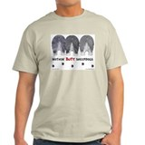 Nothin' Butt Sheepdogs Ash Grey T-Shirt