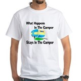 What Happens In The Camper Shirt