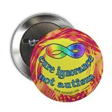 Cure Ignorance 2.25&amp;quot; Button (10 pack)