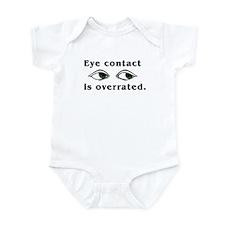 Eye Contact Infant Bodysuit