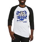 Laroque Family Crest Baseball Jersey