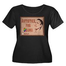Autistics for Obama T