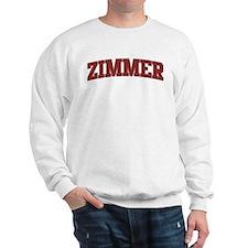 ZIMMER Design Sweatshirt