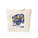 Lebreton Family Crest Tote Bag
