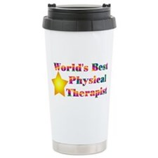 World's Best PT Ceramic Travel Mug