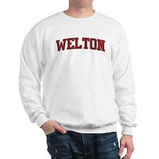 WELTON Design Sweatshirt