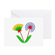 Cute Dandelion Greeting Cards (Pk of 20)