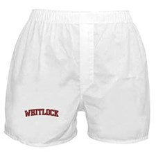 WHITLOCK Design Boxer Shorts