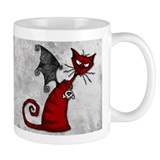 Doom Kitty Small Mug