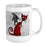 Doom Kitty Coffee Mug
