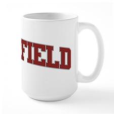 WARFIELD Design Mug