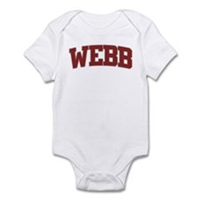 WEBB Design Infant Bodysuit