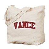 VANCE Design Tote Bag