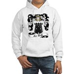 Le Goff Family Crest Hooded Sweatshirt