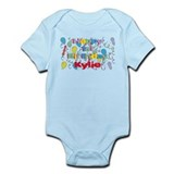 Kylie's 1st Birthday Infant Bodysuit