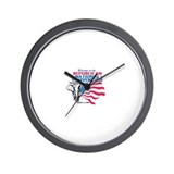 McCain RNC Elephant Wall Clock