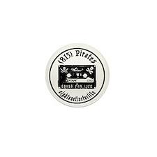 815 Pirates Mini Button