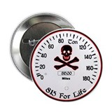 "815 Pirates 2.25"" Button (10 pack)"