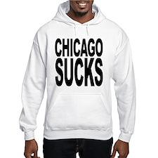 Chicago Sucks Hoodie